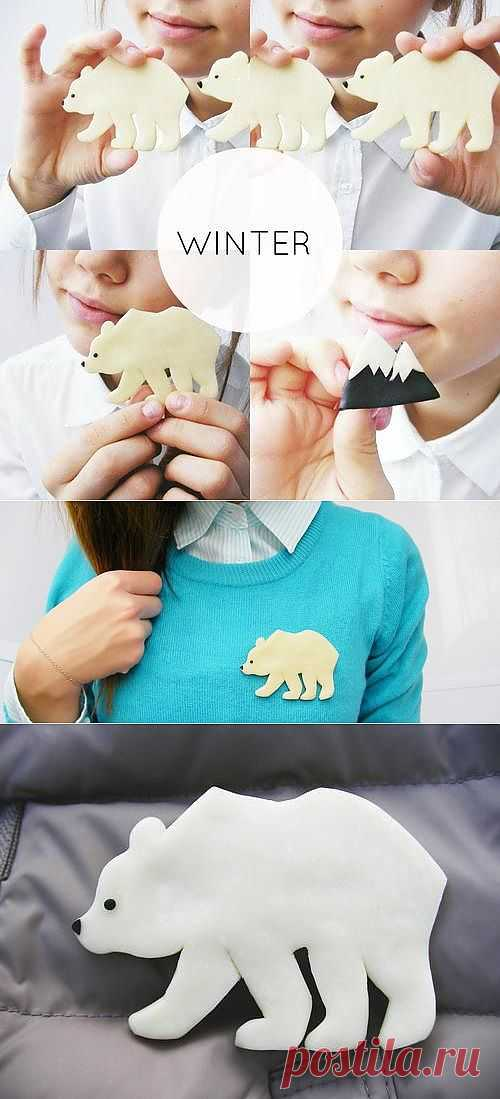 Звероконкурс : мой медвежонок / Украшения и бижутерия / Модный сайт о стильной переделке одежды и интерьера