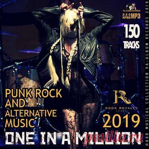 One In A Million: Punk Rock Collection (2019) Mp3 Исполнитель: Varied PerformersНазвание: One In A Million: Punk Rock CollectionСтрана: WorldЛейбл: VA-Album Rec.Жанр музыки: Punk Rock, AlternativeДата релиза: 2019Количество композиций: 150Формат | Качество: MP3 | 320 kbpsПродолжительность: 08 :33 :12Размер: 1,11 GB (+3%)TrackList:001. Oаsis -