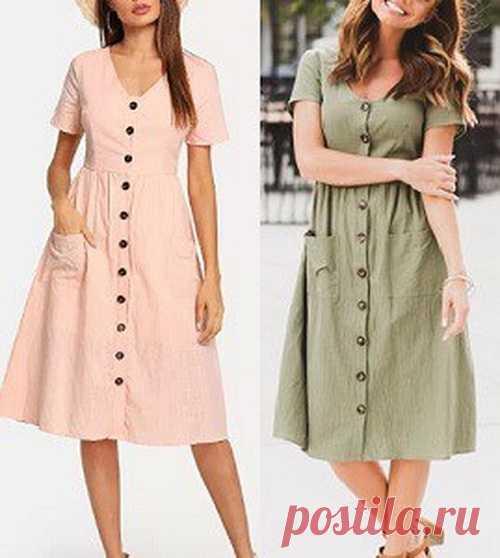 a01d775ccb8 Выкройка платья - халата (Все размеры) Выкройка платья - халата Выкройки на  Размер 36