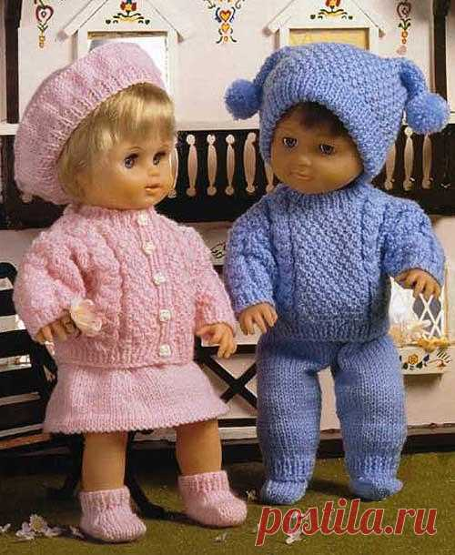 CLOTHES FOR DOLLS spokes