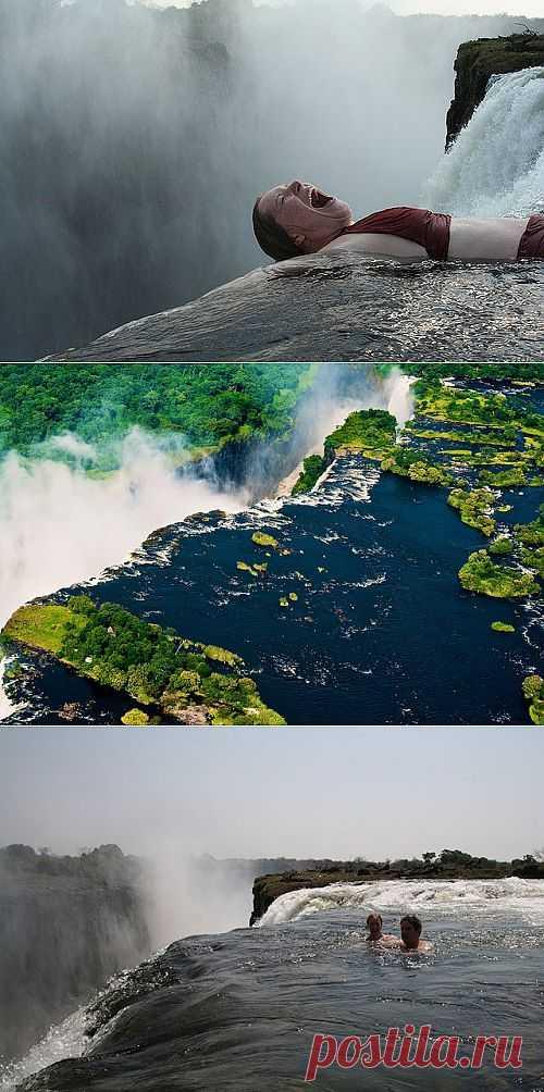 Бассейн Дьявола Южная Африка. / InVkus: Самые необычные бассейны (с картинками)
