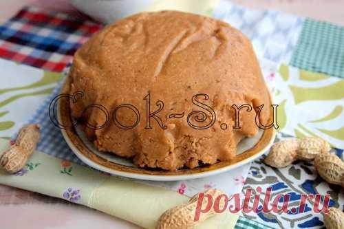 Халва арахисовая - Пошаговый рецепт с фото | Десерты