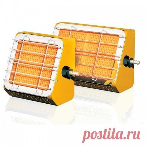 Gas infrared heater of Aeroheat ig 4000 (3,65kvt)