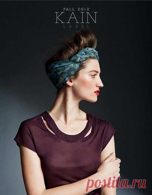 Интересная деталь воротника / Детали / Модный сайт о стильной переделке одежды и интерьера
