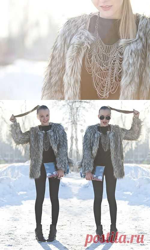 Сложносочиненные цепи / Цепочки / Модный сайт о стильной переделке одежды и интерьера