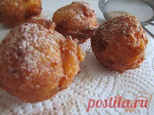 Польские пончики Фаворки