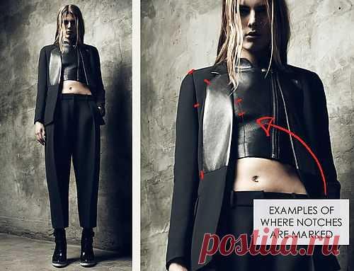 The cutting class / Образование / Модный сайт о стильной переделке одежды и интерьера