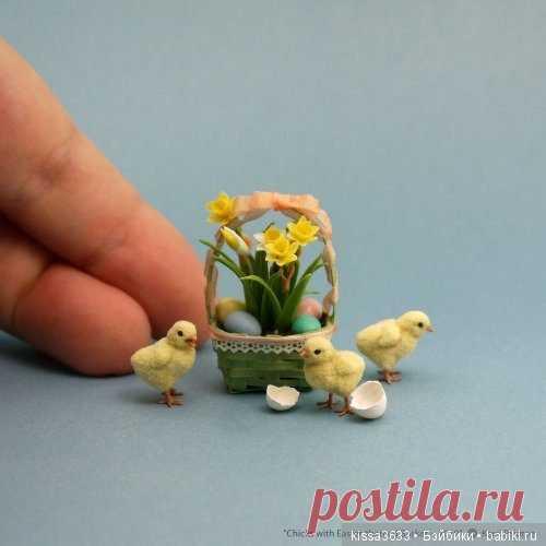 Миниатюрные скульптору животных / Микромир / Бэйбики. Куклы фото. Одежда для кукол