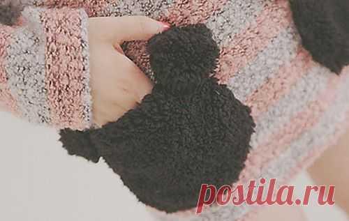 Ушастый карманчик / Аксессуары (не украшения) / Модный сайт о стильной переделке одежды и интерьера