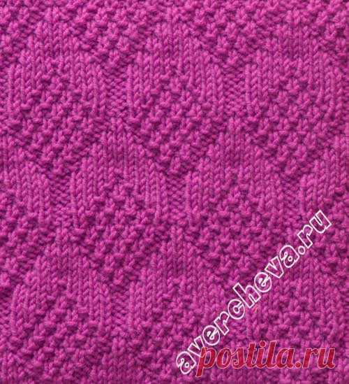 Pattern 711   catalog knitted spokes of patterns