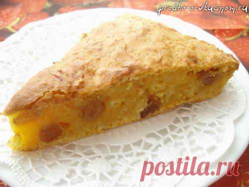 Pumpkin pie - the ideal recipe