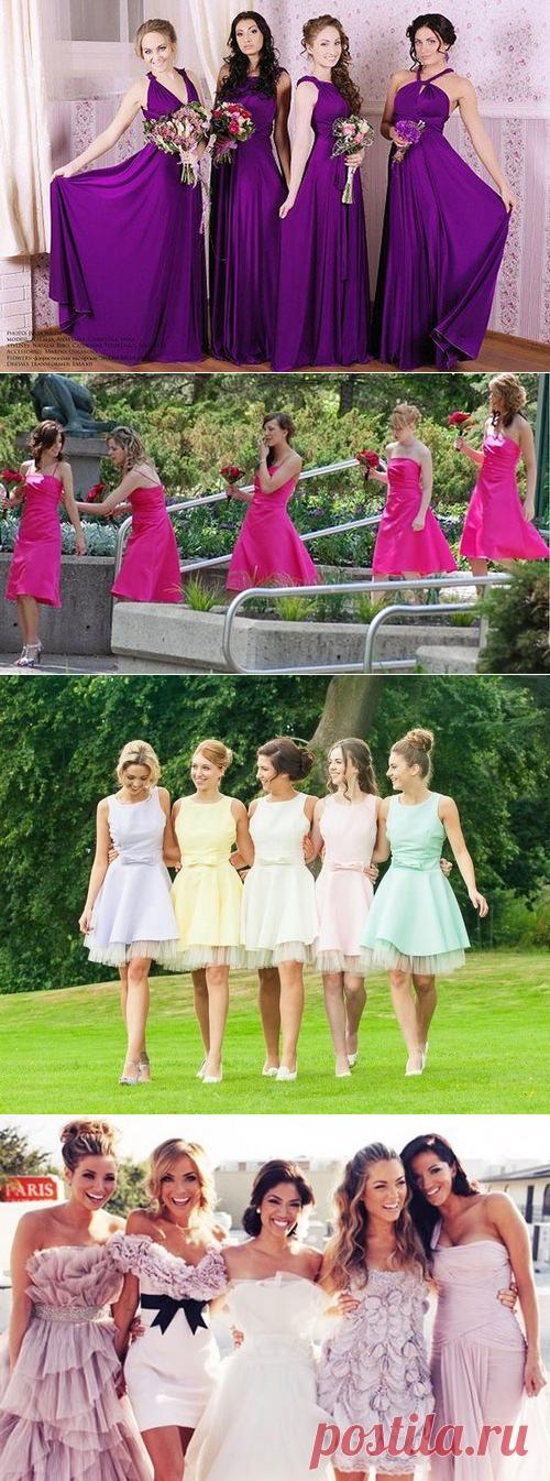 Найти платьев
