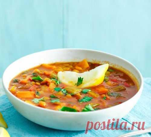 👌 Бесподобный марокканский суп харира по классическому рецепту