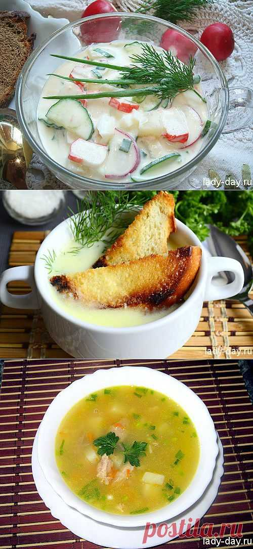 Первые блюда с фото | Простые рецепты с фото