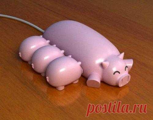 USB-хрюшки