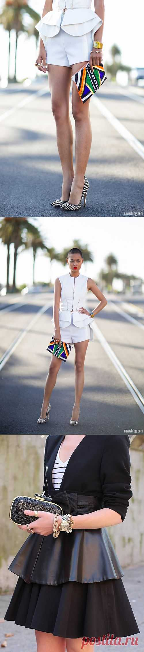 Слой за слоем / Декор / Модный сайт о стильной переделке одежды и интерьера