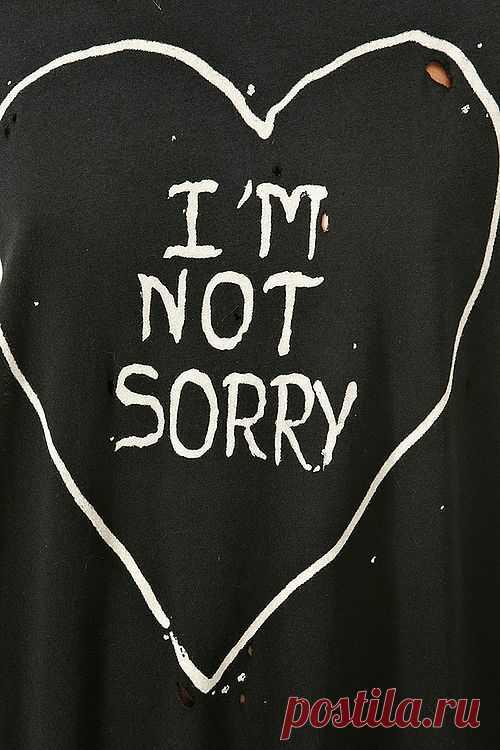 Извините, если что! / Рисунки и надписи / Модный сайт о стильной переделке одежды и интерьера