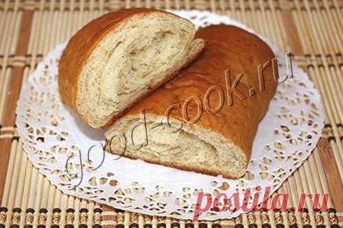 Горчичные булочки (из дрожжевого теста на опаре, с горчицей)
