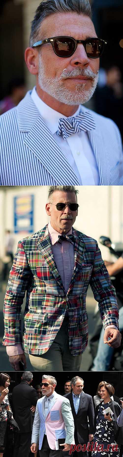 Ник Вустер (трафик) / Звездный стиль / Модный сайт о стильной переделке одежды и интерьера