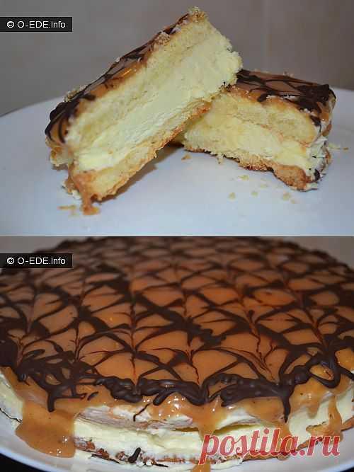 Вкуснейший торт.