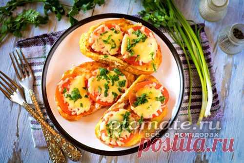 Гренки на завтрак в духовке - пошаговый рецепт с фото