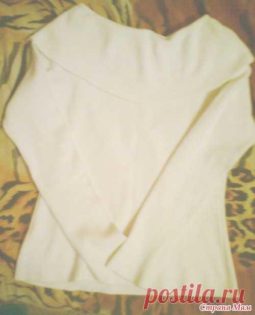 Моя первая переделка)) - Переделки одежды - Страна Мам