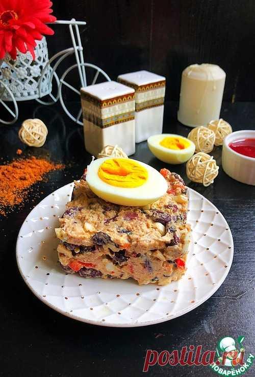Салат «Восток» – кулинарный рецепт