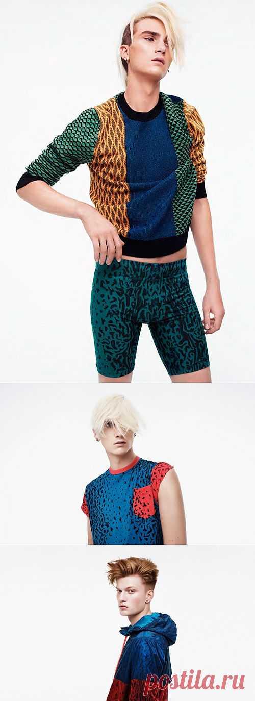 Новинки от adidas Originals x Opening Ceremony Spring/Summer 2013 / Лукбуки / Модный сайт о стильной переделке одежды и интерьера