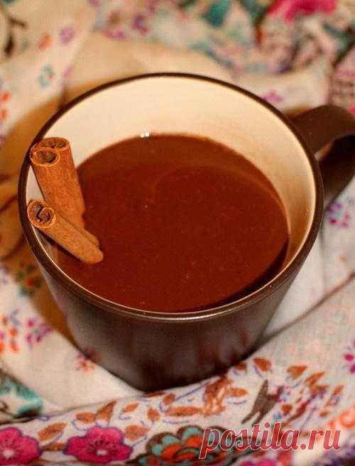 Горячий шоколад по-мексикански – побалуйте себя вкусненьким