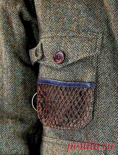 Два кармана / Детали / Модный сайт о стильной переделке одежды и интерьера