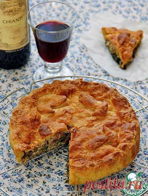 Пирог по-флорентийски. Автор: Sugar