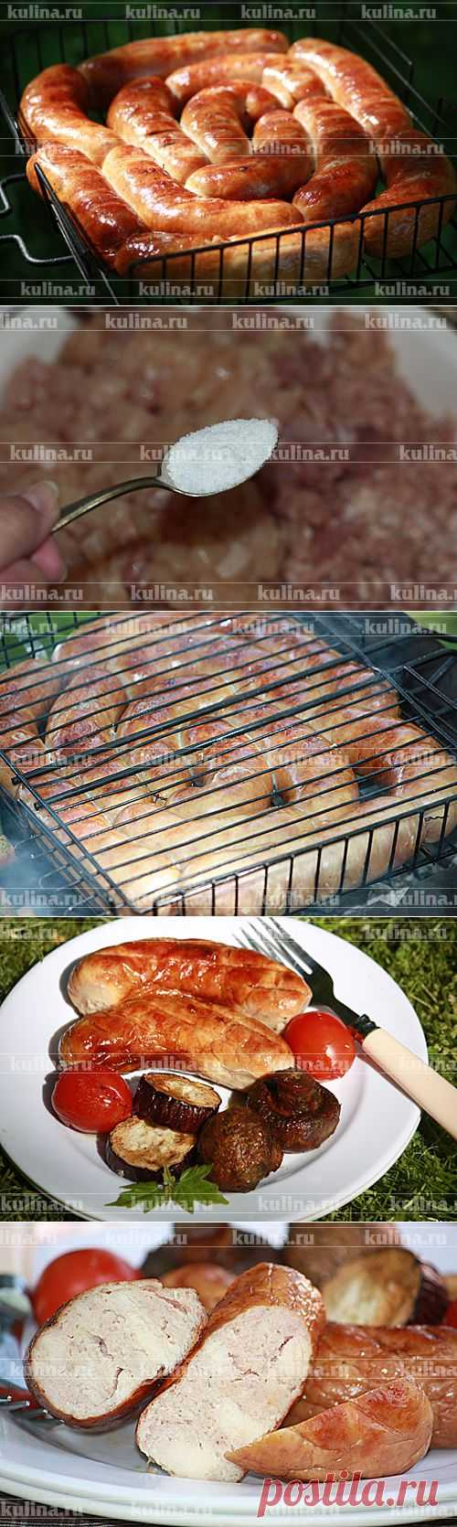 Колбаски куриные с кардамоном – рецепт приготовления с фото от Kulina.Ru