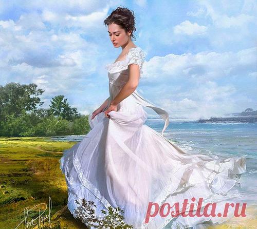 Встреча с прекрасным Живопись | ЛЮБОВЬ ПРУСИК | Яндекс Дзен