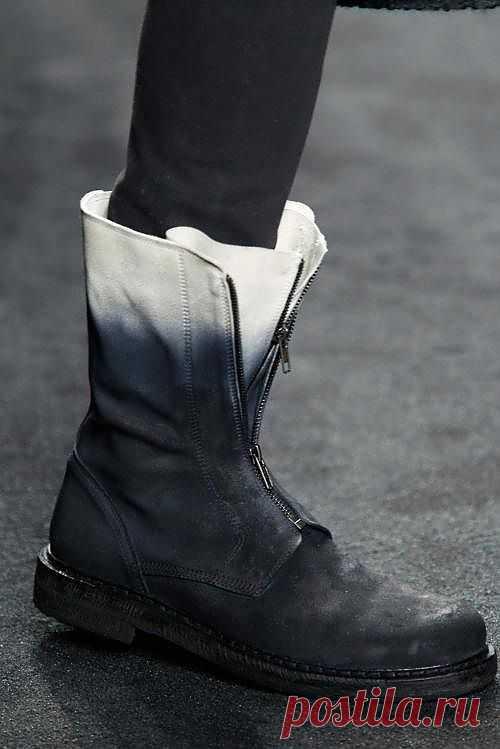 Крутые ботинки / Обувь / Модный сайт о стильной переделке одежды и интерьера
