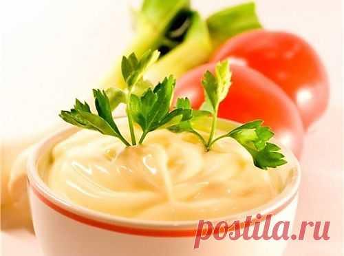 Сырные соусы, несколько рецептов