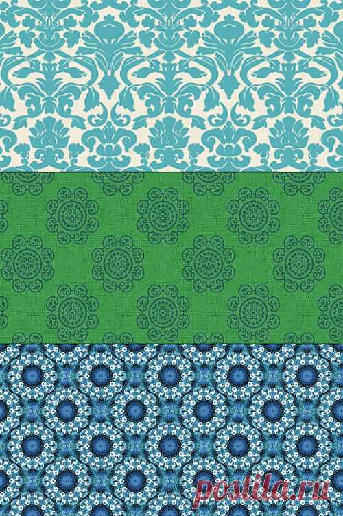 Паттерны с сайта http://www.dejurka.ru/graphics/80-background-patterns/