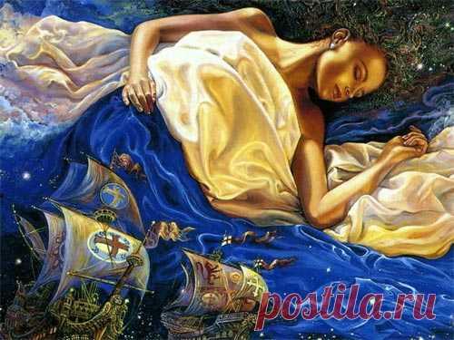 Толкование снов: какие сны предвещают болезни?