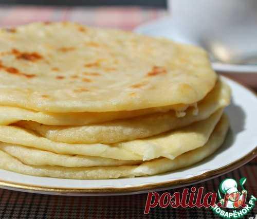 Лепешки по-габровски – кулинарный рецепт