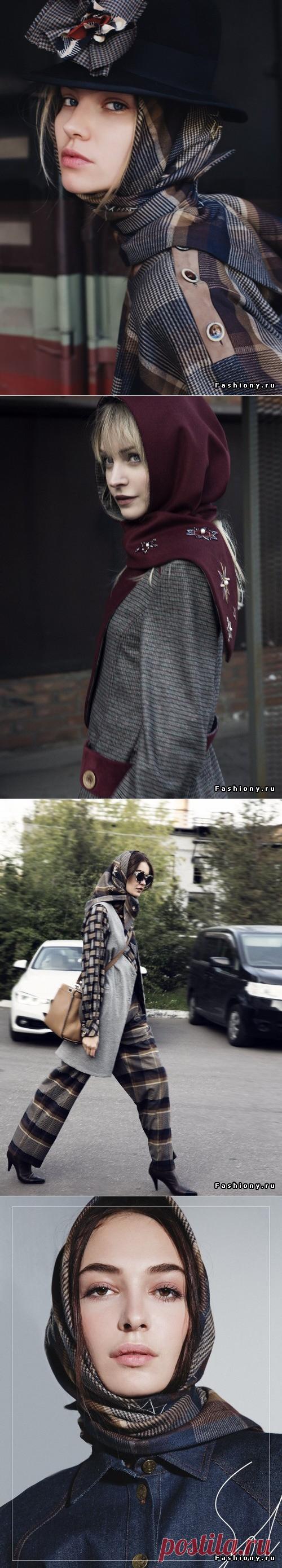 Косынки на любой вкус от бренда Sol by Selivanova Olga