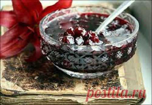Варенье из черной смородины на зиму - рецепты