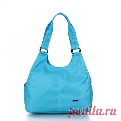 b759cce64915 Женская сумка Giaguaro, синий (материал – плащевая ткань, производитель –  Giaguaro, артикул