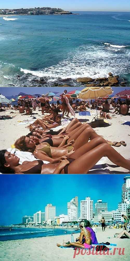 Топ-10 идеальных пляжей для одиноких мужчин