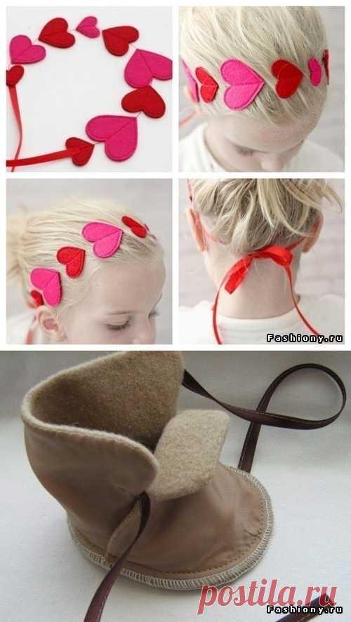 Модные идеи для маленьких и взрослых