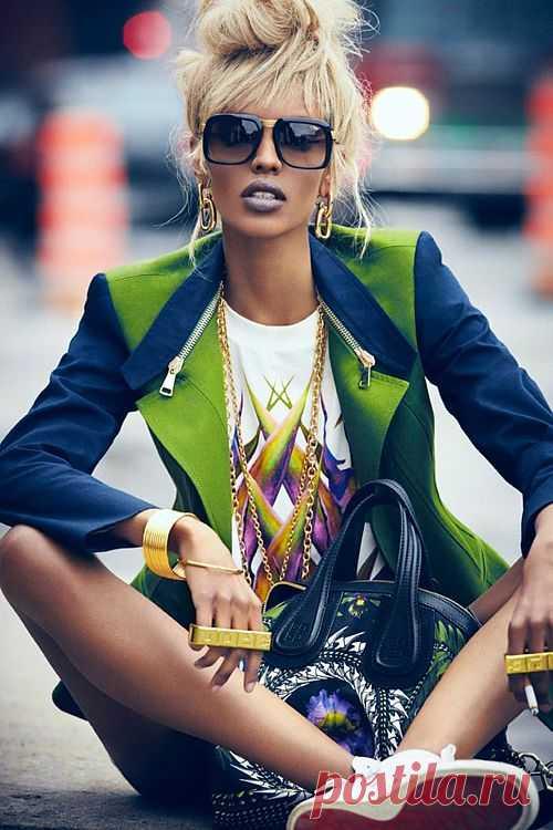 Оригинальный воротник / Детали / Модный сайт о стильной переделке одежды и интерьера