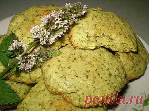 Мятное печенье   Любимые рецепты
