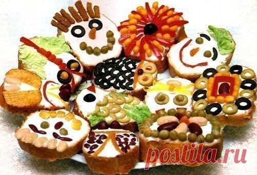 How to issue a children's table: registration of children's dishes, decoration of children's dishes