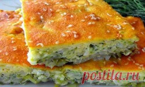 Быстрый капустный пирог :: Санкт-Петербург :: RusNews