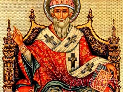 Молитвы Спиридону Тримифунтскому о деньгах и благополучии - Эзотерика и самопознание