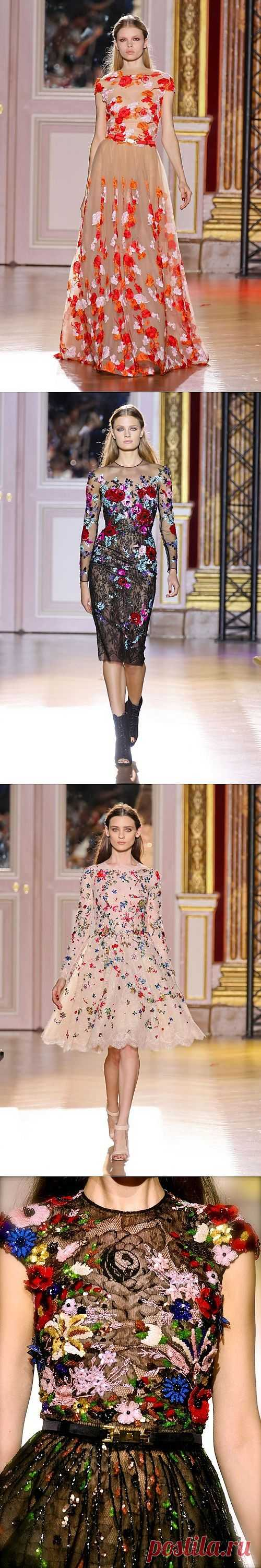 Zuhair Murad Haute Couture осень-зима 2012-2013 / Нарядно / Модный сайт о стильной переделке одежды и интерьера