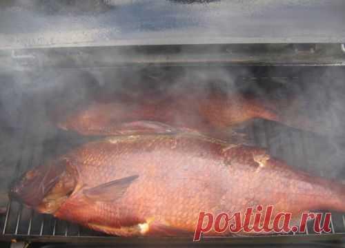 Как закоптить леща в коптильне горячего копчения: рецепты, советы по приготовлению